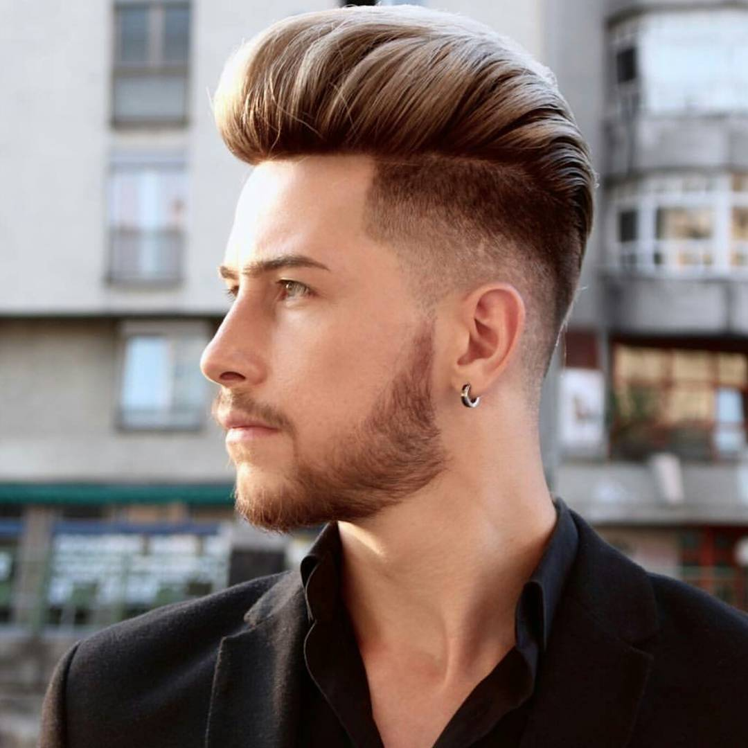 mens hair color trends 2017 - 736×736